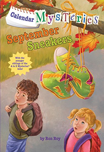 9780375868870: September Sneakers