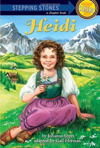 9780375868993: Heidi (A Stepping Stone Book(TM))