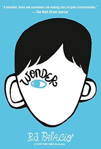 Wonder: Palacio, R. J.