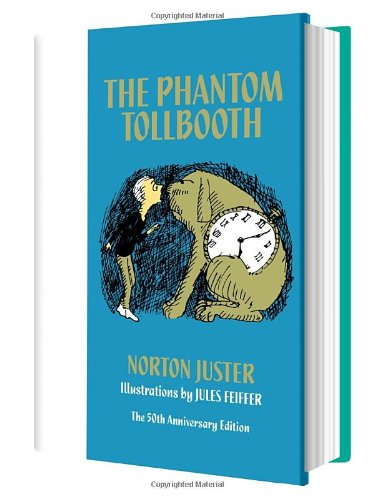 9780375869037: The Phantom Tollbooth 50th Anniversary Edition