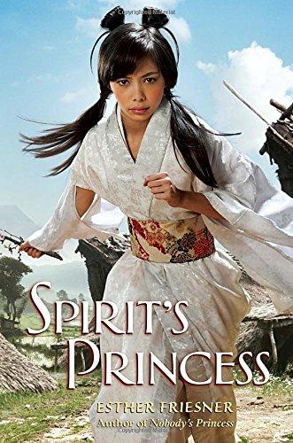 Spirit's Princess (Princesses of Myth) (0375869077) by Friesner, Esther