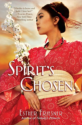 9780375869082: Spirit's Chosen (Princesses of Myth)