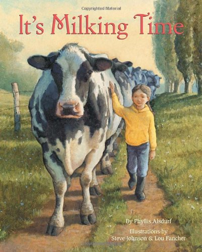 9780375869112: It's Milking Time