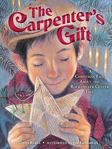 9780375869228: The Carpenter's Gift: A Christmas Tale about the Rockefeller Center Tree