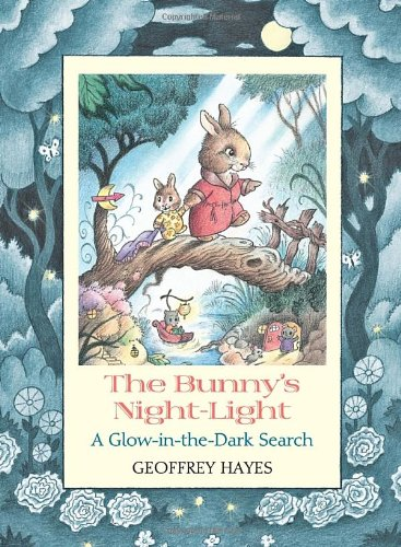 9780375869266: The Bunny's Night-Light: A Glow-in-the-Dark Search