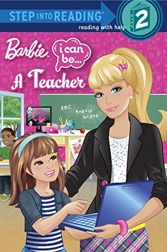 9780375869273: I Can Be a Teacher (Barbie) (Step into Reading)