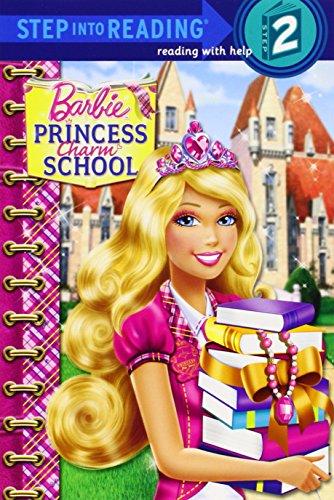 9780375869310: Barbie Princess Charm School