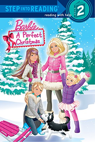 9780375869327: A Perfect Christmas (Barbie) (Step into Reading)