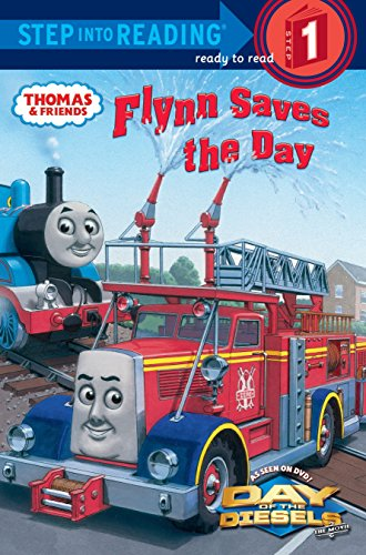 9780375869358: Flynn Saves the Day (Thomas & Friends) (Step into Reading)