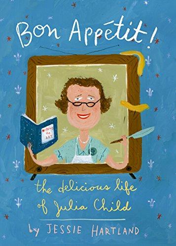 9780375869440: Bon Appetit!: The Delicious Life of Julia Child