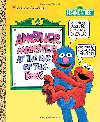 9780375869846: Another Monster at the End of this Book (Sesame Street)