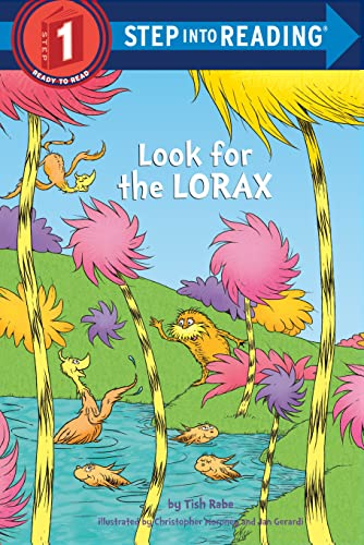 9780375869990: Look for the Lorax (Dr. Seuss) (Step into Reading)