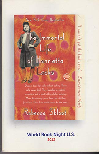 9780375870156: The Immortal Life of Henrietta Lacks