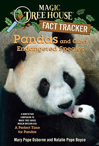 9780375870255: Pandas and Other Endangered Species: A Nonfiction Companion to Magic Tree House Merlin Mission #20: A Perfect Time for Pandas