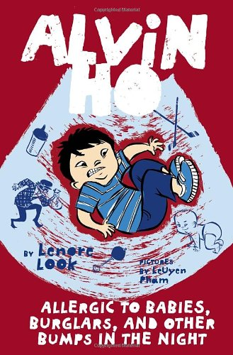 9780375870330: Alvin Ho: Allergic to Babies, Burglars, and Other Bumps in the Night