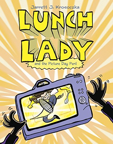 9780375870354: Lunch Lady and the Picture Day Peril