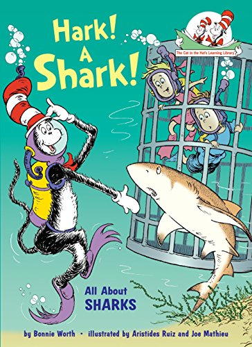 9780375870736: Hark! A Shark!: All About Sharks (Cat in the Hat's Learning Library)