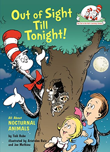 9780375870767: Out of Sight Till Tonight!: All About Nocturnal Animals