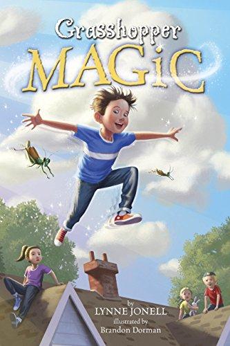 Grasshopper Magic (A Stepping Stone Book(TM)): Jonell, Lynne