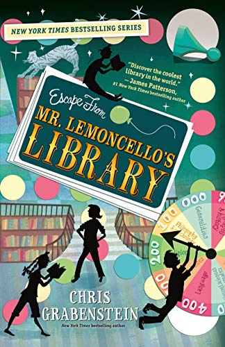 Escape from Mr. Lemoncello's Library: Grabenstein, Chris