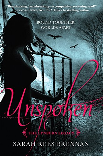 9780375871030: Unspoken (The Lynburn Legacy Book 1)