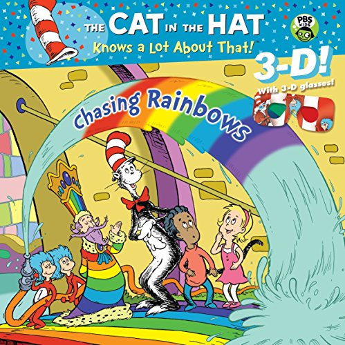 9780375871245: Chasing Rainbows (Dr. Seuss/Cat in the Hat) (3-D Pictureback)