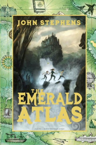 9780375871290: The Emerald Atlas 1. The Book of the Beginning