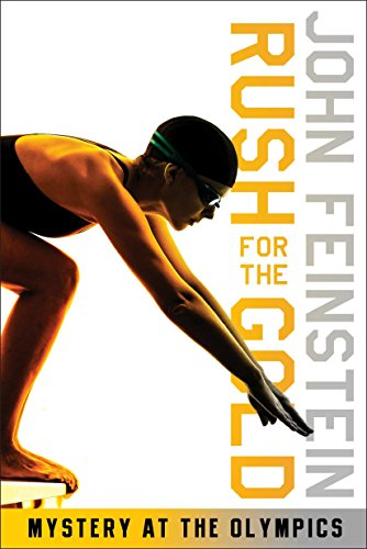 9780375871689: Rush for the Gold: Mystery at the Olympics (The Sports Beat, 6)