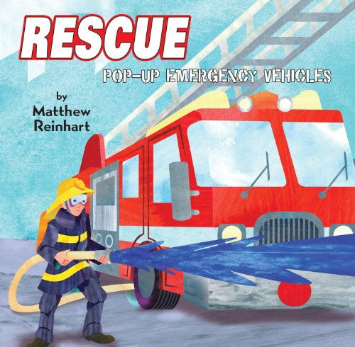 9780375871719: Rescue: Pop-Up Emergency Vehicles