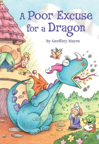 9780375871801: A Poor Excuse for a Dragon