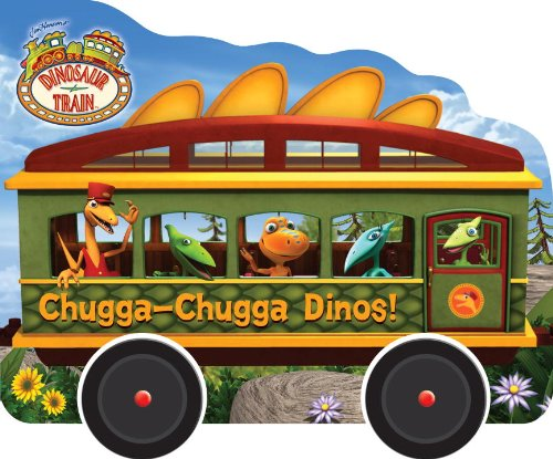 Chugga-Chugga Dinos! (Dinosaur Train) (Jim Henson's Dinosaur Train) (0375871934) by Andrea Posner-Sanchez