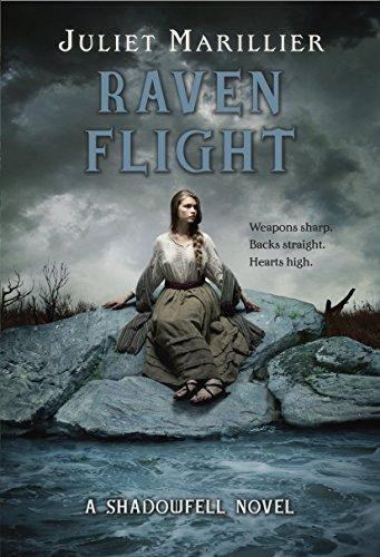 Raven Flight: A Shadowfell novel: Marillier, Juliet