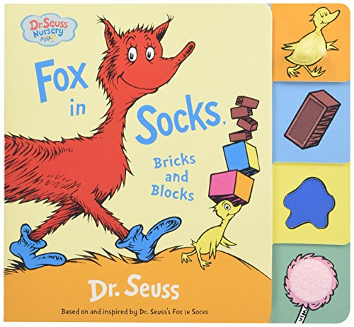 Fox in Socks, Bricks and Blocks (Dr. Seuss Nursery Collection): Seuss, Dr.