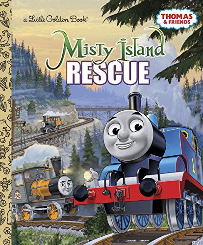 9780375872129: Misty Island Rescue (Thomas & Friends) (Little Golden Book)