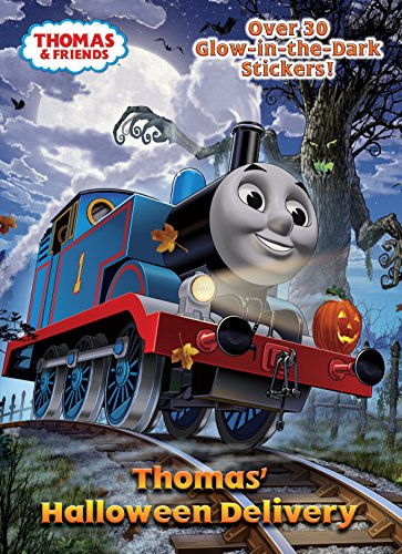 9780375872297: Thomas' Halloween Delivery (Thomas & Friends)