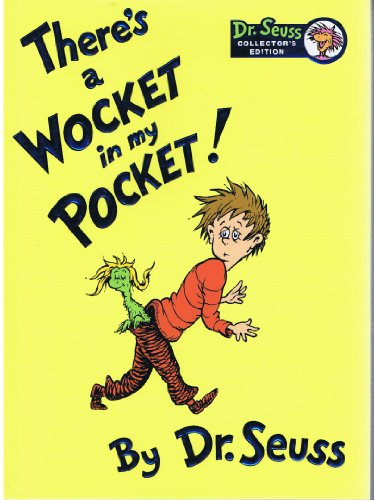 9780375872327: There's a Wocket in my Pocket Dr. Seuss Collector's Edition