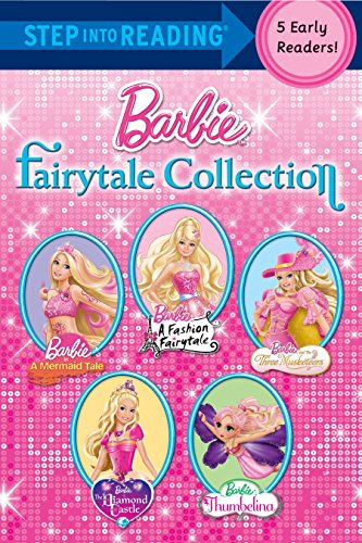 9780375872556: Fairytale Collection (Barbie) (Step into Reading)