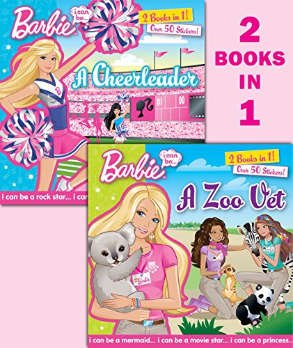 I Can Be...A Zoo Vet/I Can Be...A Cheerleader (Barbie) (Pictureback(R)) (9780375872655) by Random House