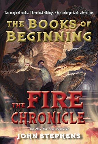 The Fire Chronicle (Books of Beginning): Stephens, John