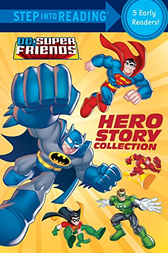 9780375872983: Hero Story Collection (DC Super Friends) (Dc Super Friends: Step Into Reading, Step 1 and 2)