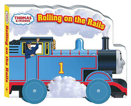 9780375873041: Rolling on the Rails (Thomas & Friends (Board Books))