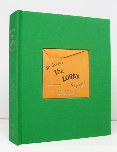 9780375873126: The Lorax Pop-up (Limited Edition)