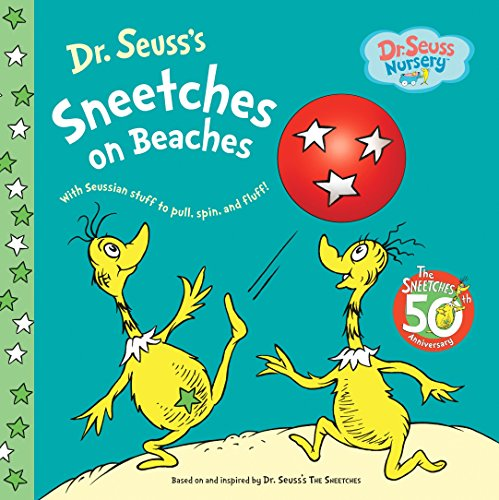 9780375873188: Sneetches on Beaches (Dr. Seuss Nursery Collection)