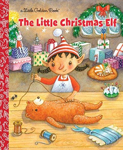 Little Christmas Elf (Little Golden Book): Smith, Nikki Shannon; Mitchell, Susan