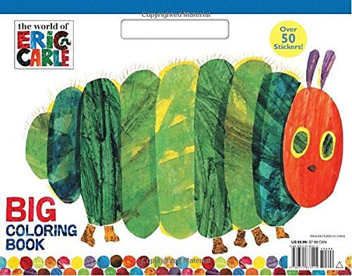 9780375873515: The World of Eric Carle Big Coloring Book