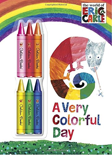 9780375873522: VERY COLORFUL DAY,A-