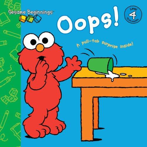 Sesame Beginnings: Oops! (Sesame Street) (0375873651) by Naomi Kleinberg