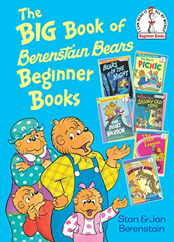 9780375873669: The Big Book of Berenstain Bears Beginner Books