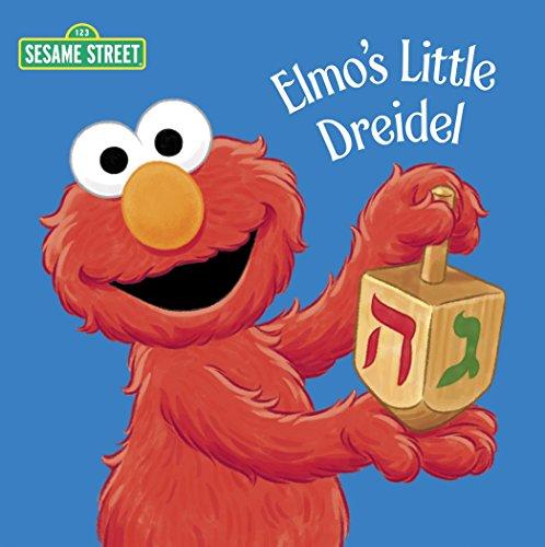 Elmo's Little Dreidel (Sesame Street) (0375873961) by Naomi Kleinberg