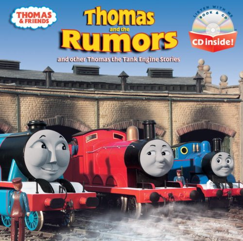 9780375874970: Thomas and the Rumors Pictureback with CD Inside (Thomas & Friends) (Thomas & Friends (8x8))